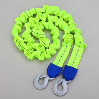 Tow Strap with Hook